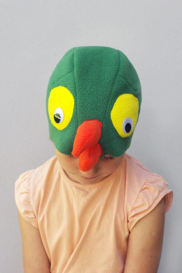 papagoi kostüüm