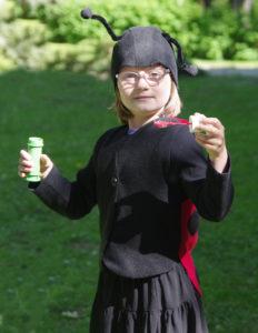 lepatriinu kostüüm