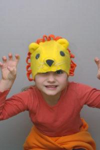 lõvi kostüüm