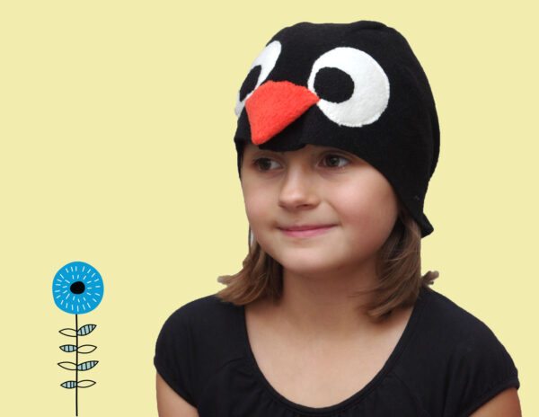 pingviini kostüüm